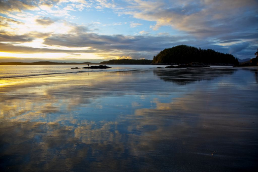 Long Beach Surf Report Vancouver Island