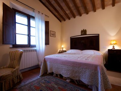 San Giovanni d'Asso farmhouse rental