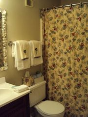 Port Royal villa photo - Guest bath.