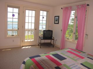 New Seabury house photo - queen bedroom