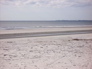 Forest Beach villa photo - Hilton Head Island Beach!!