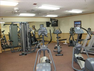 Village at Breckenridge gym - VRBO #40361