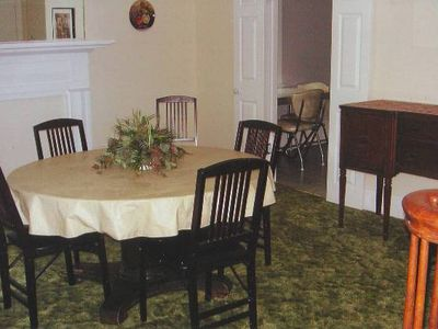 Huron house rental - Dining Room