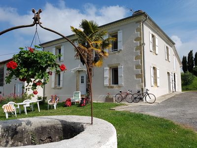 "GASCONNE COUNTRY HOUSE ""LA GURLANNE"" - Furnished Tourism 3 STARS"