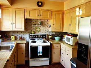 Brant Lake farmhouse photo - Fully Equipped Kitchen