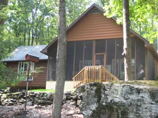 Lake Wallenpaupack house photo - Wonderful Lake Wallenpaupack home to enjoy!