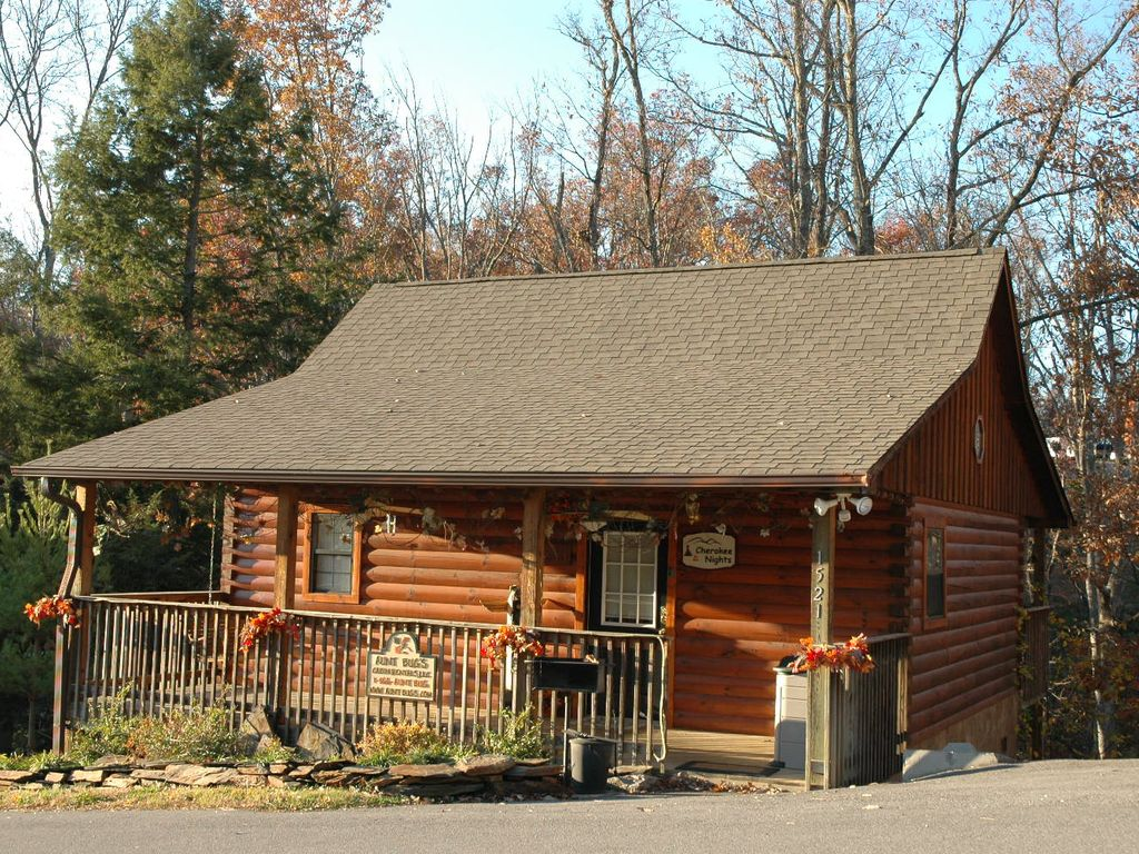 Pigeon Forge Resort Cabin Near Dollywood Vrbo