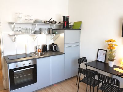 Linz: Apartments CITY Stadium for 1-4 persons