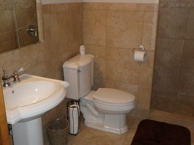 Lake Havasu City house rental - MASTER BATH
