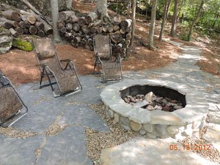 Jacksboro house photo - Fire Pit