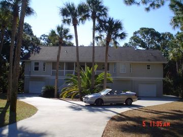 Fripp Island house rental - Front of house - ask about more pics
