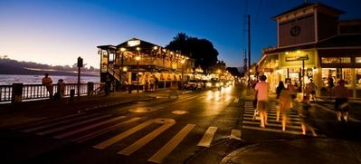 Nightlife in Lahaina