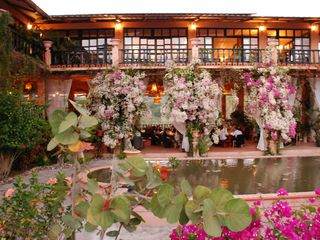Puerto Vallarta villa photo - The Hacienda at The Botanical Gardens-- Great for Lunch!