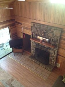 Chimney Rock cabin rental - .