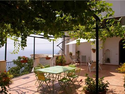 Apartment for 5 people in Positano