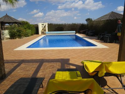 Luxury Villa, Quiet location on Golf Resort with Private Pool