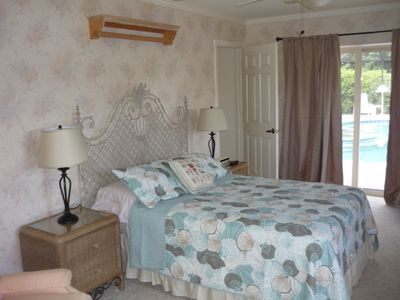 Vacation Homes in Marco Island house rental - Bedroom by the pool