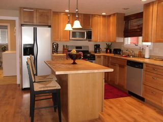Coloma house photo - Kitchen with Island
