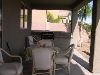 Cave Creek house photo - Veranda