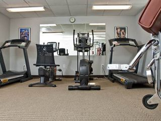 Belmont Towers Ocean City condo photo - Fitness Room at the Belmont Towers.