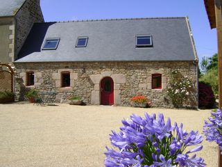Perros-Guirec cottage photo - Southern facade of Mom´s Farm