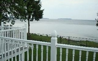 Oneida Lake house photo - amazing view