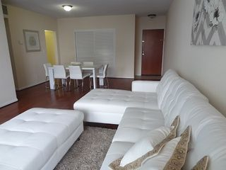 Hollywood Beach condo photo - Living and dining room