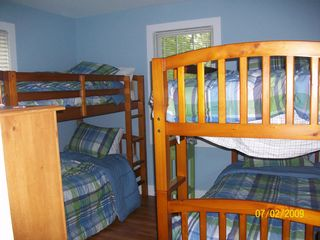 Michigan City house photo - The Bunk Room