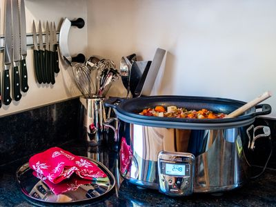 Our super cookware makes coming home to a great meal easy