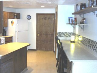 Brian Head condo photo - Spacious Modern Kitchen-CrockPot-Bread Maker-Coffee-Rice Cooker-Rotisserie Grill