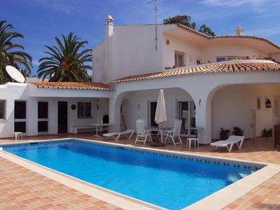 Villa With Private Pool And Sea Glimpse, Situated Within Large Gardens