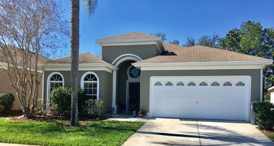 Minutes to Disney*5-Star*Man-Gated*No Rear Neighbors*Windsor Palms