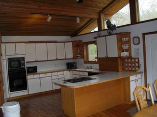Mount Snow house photo - Upstairs Kitchen 5/1/10
