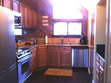 Dana Ct., Lake Tahoe-Kitchen