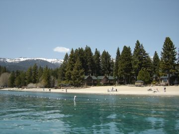 Incline Village condo rental - Walk To The Lake With Crystal Blue Water & Private Beach