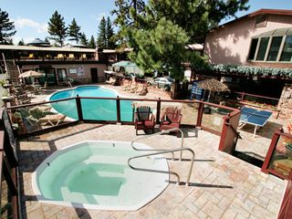 Heavenly Valley studio photo - Jacuzzi and Pool at the Stardust Tahoe