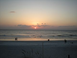 Indian Rocks Beach condo photo - Sunsets from your private balcony, perfect time to reflect on your day...