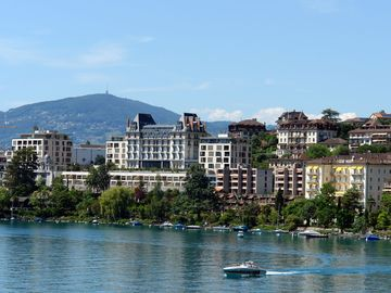 Residence of the National Montreux*****