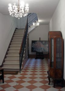 Santa Croce apartment rental - The entrance