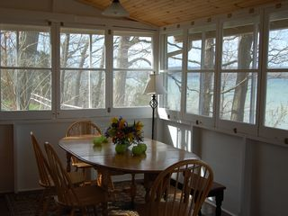 Ithaca cottage photo - Dining Area