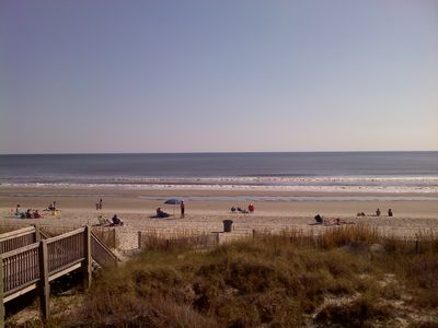 Windy Hill condo rental - The Beautiful Beach
