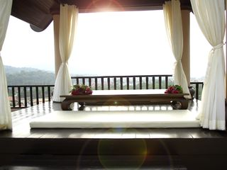 Kamala beach villa photo - Thai sala for massage or just relax