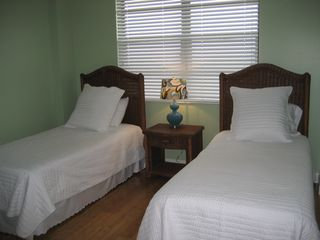 South Seas Club condo photo - Guest Bedroom with Guest Bathroom