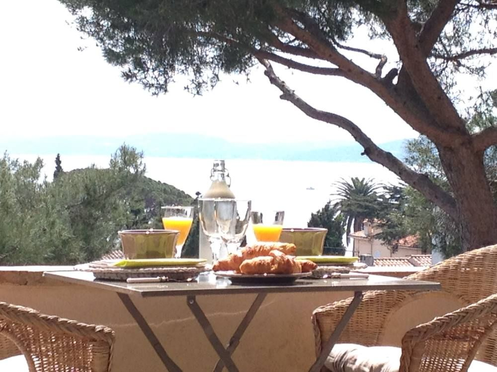 Sainte Maxime: Luxury apartment in Provencal Bastide Very Beautiful Sea View