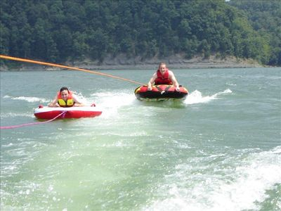 Fun on Lake Cumberland
