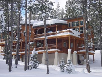 Tahoe Donner house rental - Home Sweet Home!