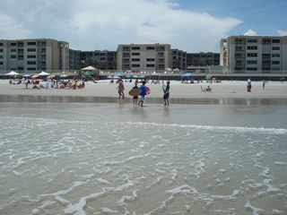 New Smyrna Beach condo photo - Our guests enjoying every day. This could be you too!