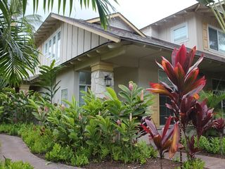 Ko Olina townhome photo - Front of Unit