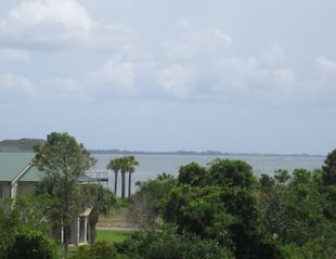 Harbor Island house photo - .Ocean view from the front decks.....short & easy walk to the beach.