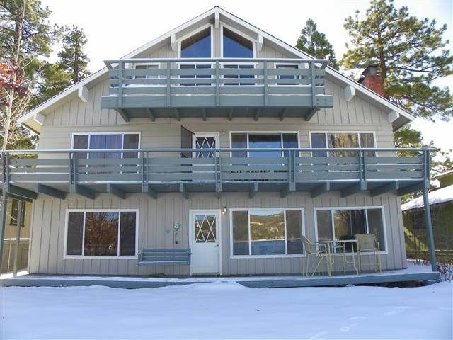 Ivy Bear Lakefront - Lakefront with dock and phenomenal lake views!